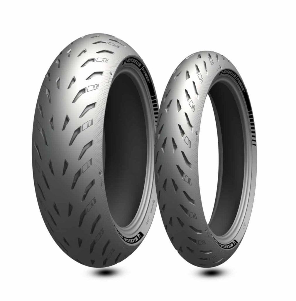 Michelin Power 5 moottoripyörän rengas