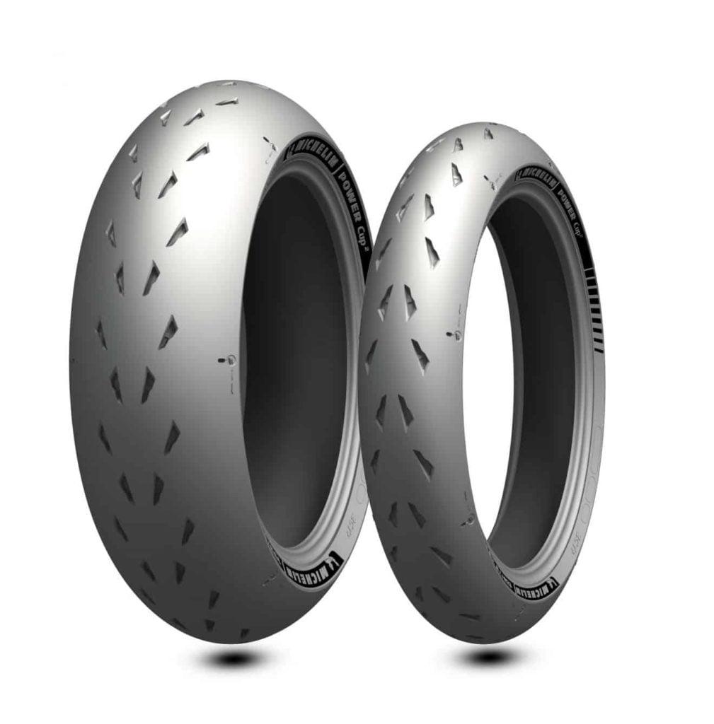 Michelin Power Cup 2 moottoripyörän rengas
