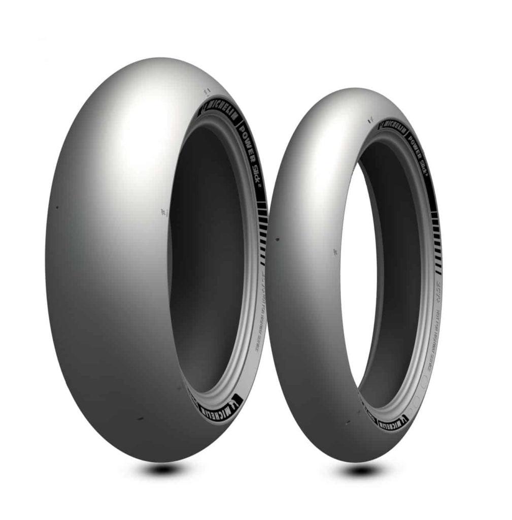 Michelin Power Slick 2 moottoripyörän rengas
