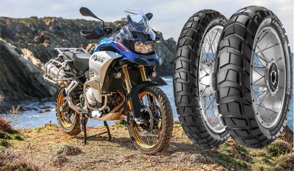 BMW moottoripyörän rengas Metzeler Karoo 3