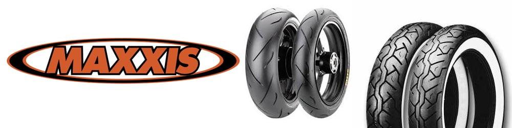 Maxxis moottoripyörän renkaat
