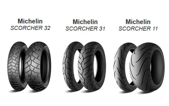 Michelin Scorcher mp renkaat netistä