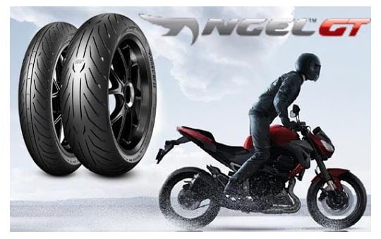 PIrelli Angel GT 2 sport touring renkaat