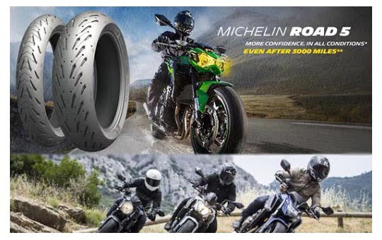 Mp rengas Michelin road 5