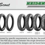 Heidenau K60 scout mp renkaat netistä