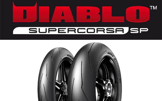 Pirelli Diablo Supercorsa SP mp renkaat