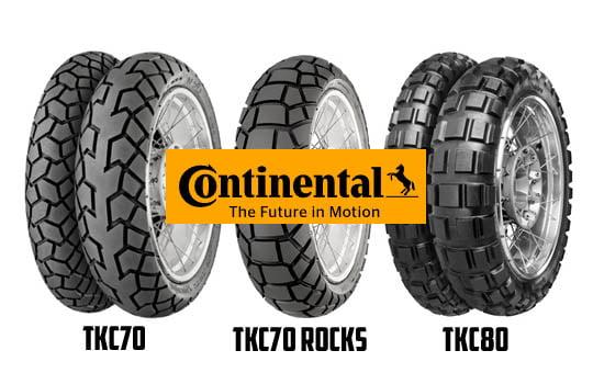 Continental TKC mp renkaat netistä